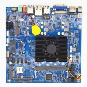 酷睿六代七代 i3 i5 i7 工控一体机主板 迷你电脑主板