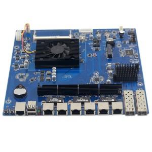 第六代Skylake 酷睿i5 6200U 网络安全工控主板