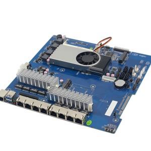 赛扬1037U X86 嵌入式工控主板