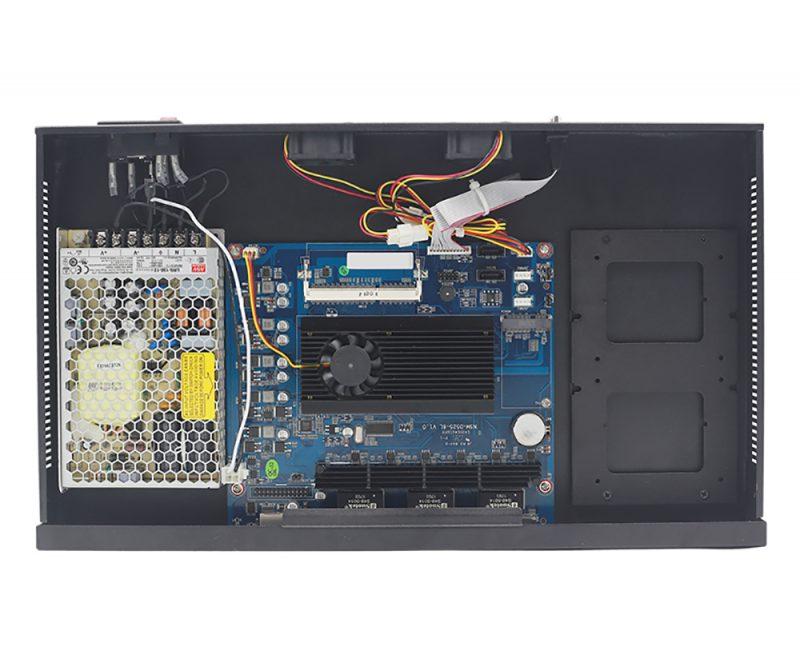Atom D510 6网口千兆软路由整机 爱快海蜘蛛企业路由器